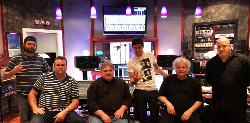 Recording with Michael Wagener