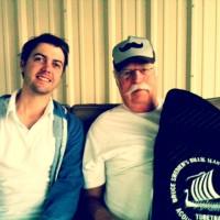 Bruce & I