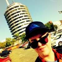 Capitol Records Building, Hollywood@Vine