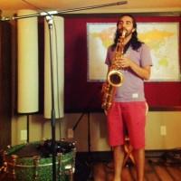 Orlando @ the horn!