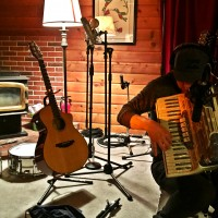 My 1st time recording/playing the accordion.